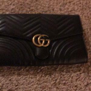 Gucci clutch new never worn